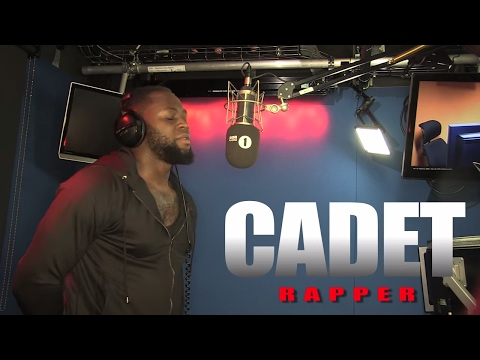 Cadet - Fire In The Booth