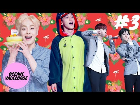 EXO Funny Moments