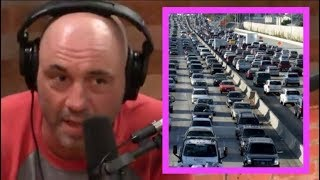 Joe Rogan - LA Is Overpopulated