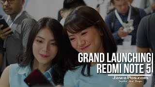 Grand Launching Redmi Note 5