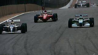 The Last Duel - Ayrton Senna vs Michael Schumacher