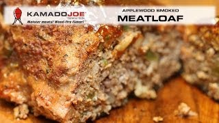 Applewood Smoked Meatloaf
