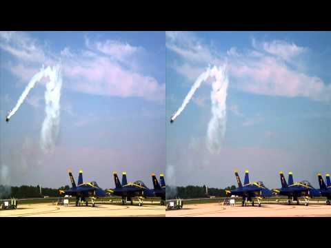 3net Oceana Air Show Open 3D Video