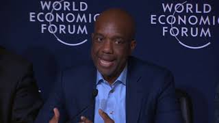 Davos 2019 - Press Conference The Value of Digital Identity for the Global Economy and Society