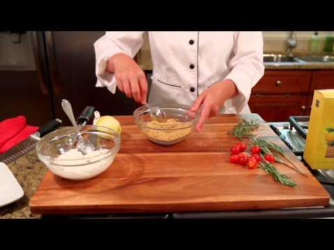 Meyer Lemon Goat Cheese Truffles Recipe