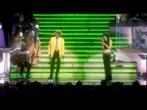 Rod Stewart & Amy Belle I Dont Want To Talk About It 360p SD