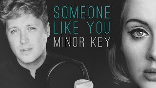 adele: someone like you (minor key version)