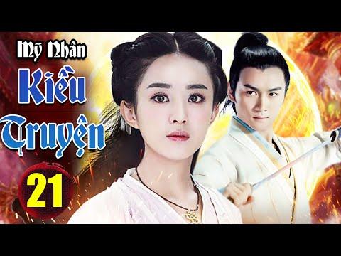 Phim Hay 2021 | MỸ NHÂN KIỀU TRUYỆN TẬP 21 | Phim Bộ Cổ Trang Trung Quốc Mới Hay Nhất