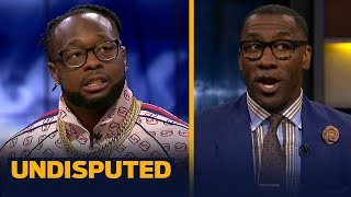 Gerald McCoy on Bucs giving his number to Suh, decision to sign with Panthers | NFL | UNDISPUTED