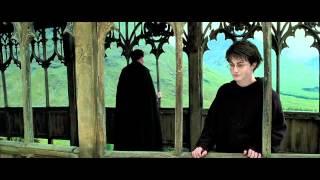 Diálogo entre Remo Lupin e Harry Potter - Em