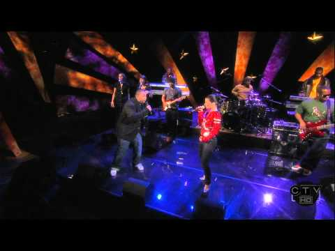 Nelly Furtado feat. Timbaland - Give It To Me (Live) HD
