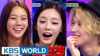 Hello Counselor - Taemin and KARA! (2014.09.08)