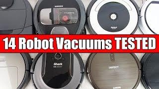 Best Robot Vacuum 2018 / 2019 - Roomba vs Neato Vs RoboRock vs Deebot