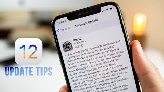 How to Update to iOS 12 - Tips Before Installing