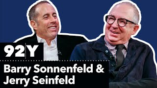 Barry Sonnenfeld and Jerry Seinfeld in Conversation: Call Your Mother