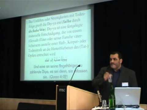 Amir Zaidan - Konfliktlösungsmodelle in der islamischen Kultur