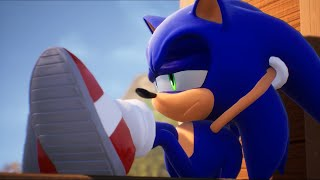 A New Sonic Fan Game! SONIC OMENS (2021) Episodes 1-4 | S Rank All Stages & Boss Fights