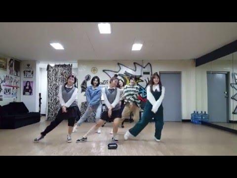 LABOUM - 아로아로 (AALOW AALOW) Dance Practice (Mirrored)