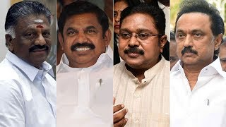 Madras HC confirms disqualification of 18 MLAs..