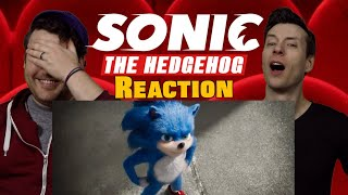 Sonic the Hedgehog - Trailer Reaction / Review / Rating