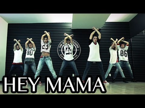 HEY MAMA - David Guetta ft Nicki Minaj & Afrojack Dance | @MattSteffanina Choreography