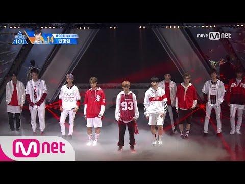PRODUCE 101 season2 [최종희] Super Hot Final 데뷔 평가 무대 170616 EP.11