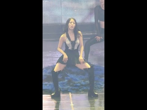 151025 BoA - Kiss My Lips [보아]직캠 Fancam (체조경기장) by Mera