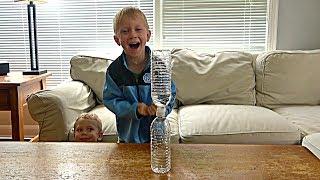 Amazing 6 Year Old Trick Shots | Colin Amazing