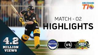 Match 2 Highlights, Kerala Knights vs Pakhtoon, T10 League Season 2