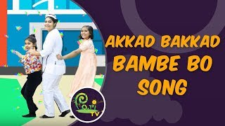 Akkad Bakkad Bambe Bo Song | Kids Learning Videos & Nursery Rhymes - Pari TV | 4K Video