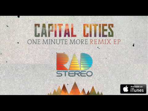 One Minute More (Rad Stereo Remix)