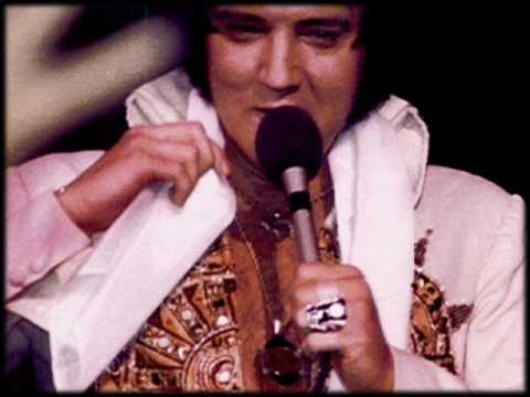 Elvis Presley - Unchained melody (live-76)