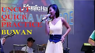 KATRINA VELARDE  Request Portion of Buwan (Uncut Quick Practice) The Music Hall