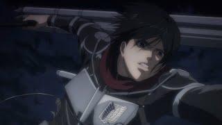 MIKASA VS WARHAMMER TITAN! | Eren Almost Eats War Hammer - Attack on Titan Final Season Ep 6 Eng Sub