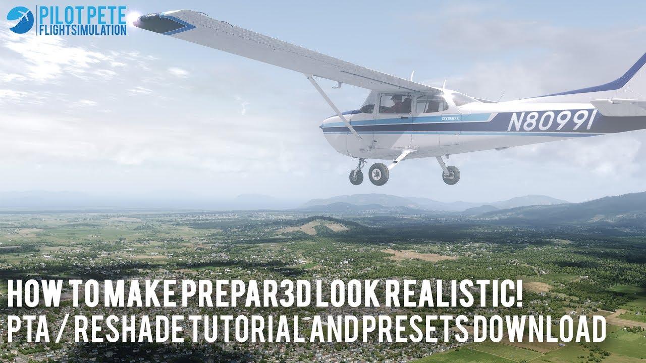 prepar3d-ключ