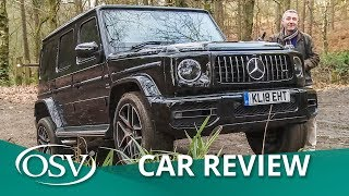 Mercedes G Class 2019 The reinvented G Wagon the best 4x4 yet?