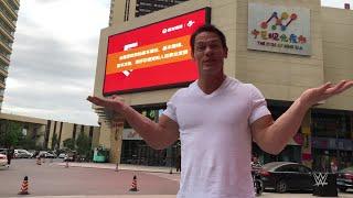 """John Cena in China: """"I'm like a true Yinchuan citizen"""""""