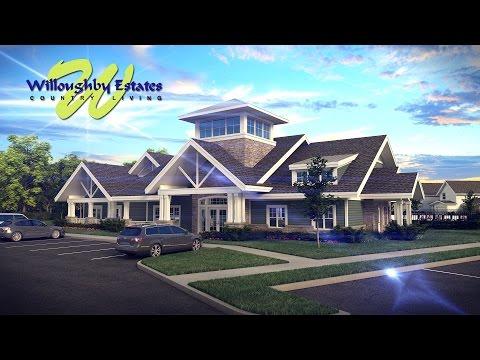 Willoughby Estates Short - Virtual Tour Architectural Animation