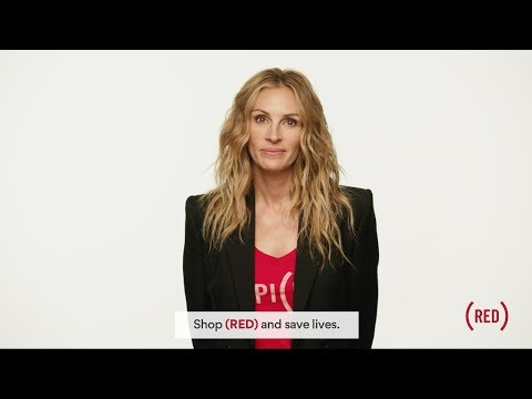 (RED) SHOPATHON FAQ featuring Bono, Kumail Nanjiani, Julia Roberts, Olivia Wilde and Chrissy Teigen