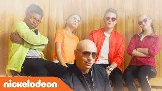 Pitbull's 'Green Slime' Music Video
