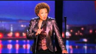 Wanda Sykes ...waxing for the first time