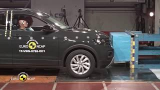 Euro NCAP Crash Test of Volkswagen T-Cross 2019