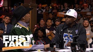 Deion Sanders: I don't deserve to be in Cowboys Ring of Honor | First Take | ESPN