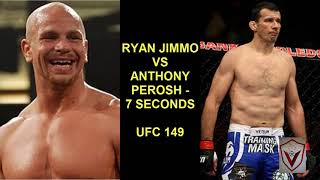 TOP 7 FASTEST UFC KNOCKOUTS