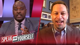 Dame's Blazers won't be able to overcome LeBron in playoffs — Broussard | NBA | SPEAK FOR YOURSELF