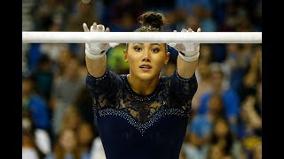 Recap: No. 3 UCLA women's gymnastics improves to 9-0 as Kyla Ross shines against Arizona