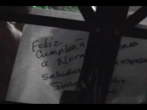 Don Guillermo Velazquez y Los Leones