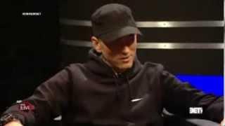 Eminem talks about Kendrick Lamar