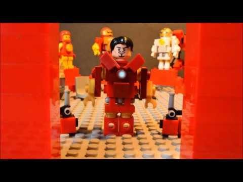 lego iron man hulkbuster armor instructions