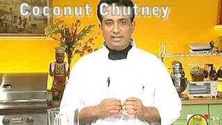 Coconut Chutney - By VahChef @ VahRehVah.com